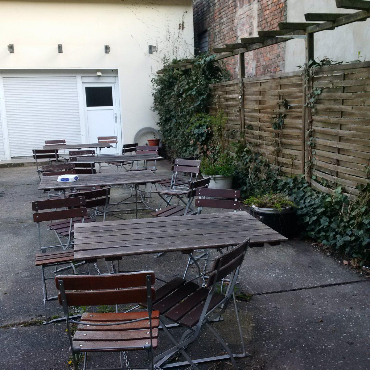 Terrasse aufräumen – Auf in den Sommer